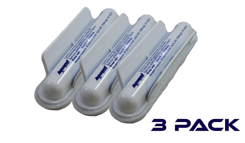 Amazon Three 3 Aquapel Glass Treatment Applicators Automotive