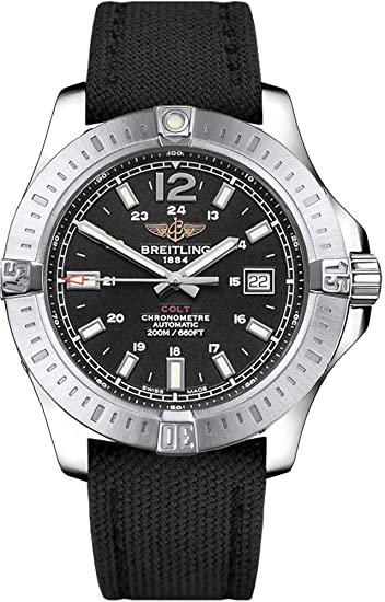 Breitling Colt Automatic Reloj de pulsera para hombre: Amazon.es: Relojes