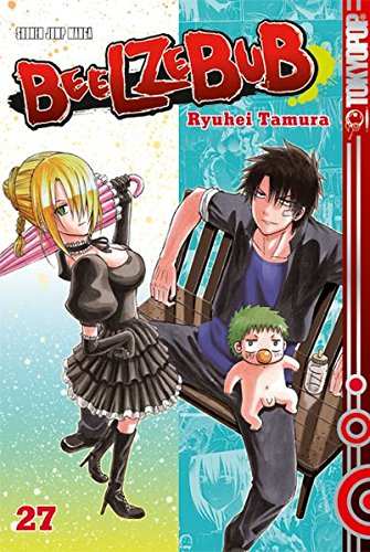 Beelzebub 27: Goodbub, Ishiyama High!!