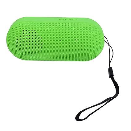 Wokee_ Altavoz inalámbrico portátil - Estéreo Bluetooth Altavoz ...