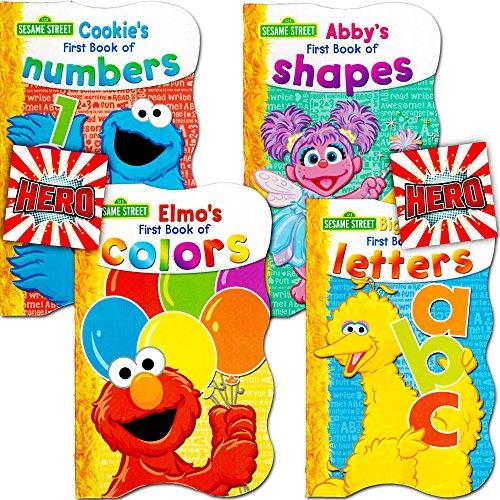 Sesame Street First Board Books