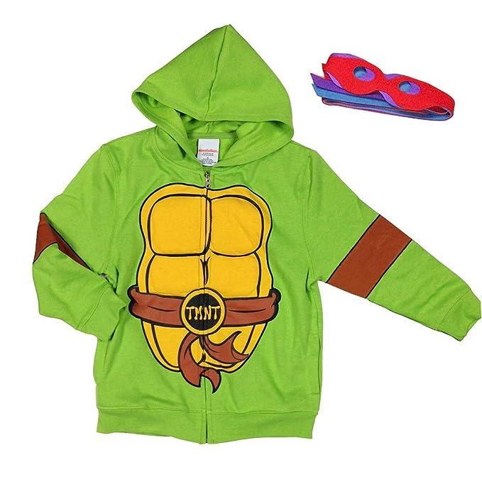 TMNT Teenage Mutant Ninja Turtle Kindermode Langarmshirt Shirt Kostüme Geschenk