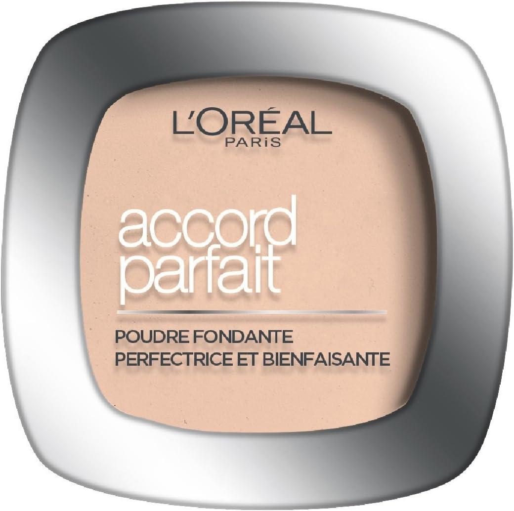 L'Oréal Paris Accord Parfait N4 Beige - polvos faciales