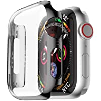 Cooljun pour Apple Watch Series 4 40mm/44mm,Coques PC Ultra Minces de Protection Couverture de Protection Pare-Chocs
