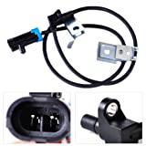 BEESCLOVER 1 Pair Professional Wheel Speed Sensor
