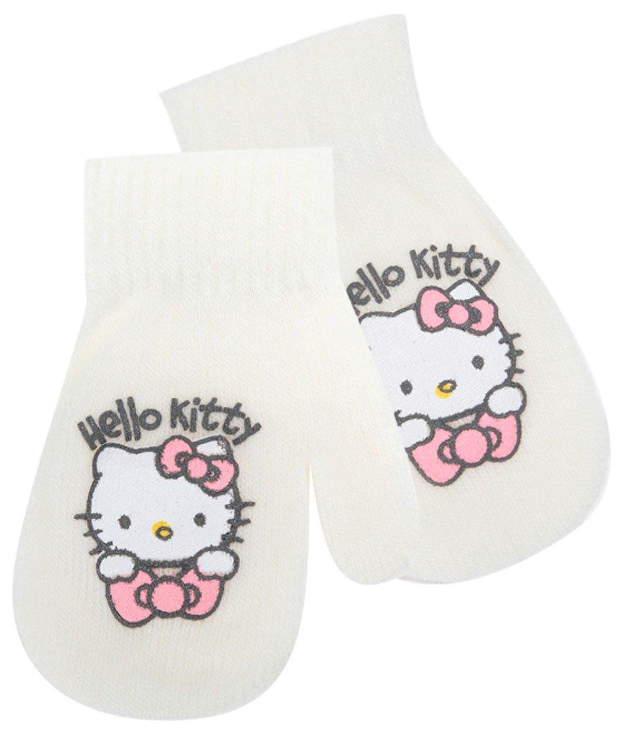 Con diseño de chicas diseño con texto de gato con el con mangas para bebé de montura para exhibición diseño de Iron Man de manoplas - 4 tamaño de la funda de (6-36 los meses de) rosa Talla:36 meses Hello kitty