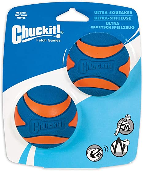 Chuckit! Pelota sonajero: Amazon.es: Productos para mascotas