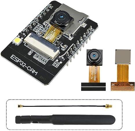 Bluetooth Dual Core DIY Camera Module UK  ESP32-WROVER Development Board WiFi