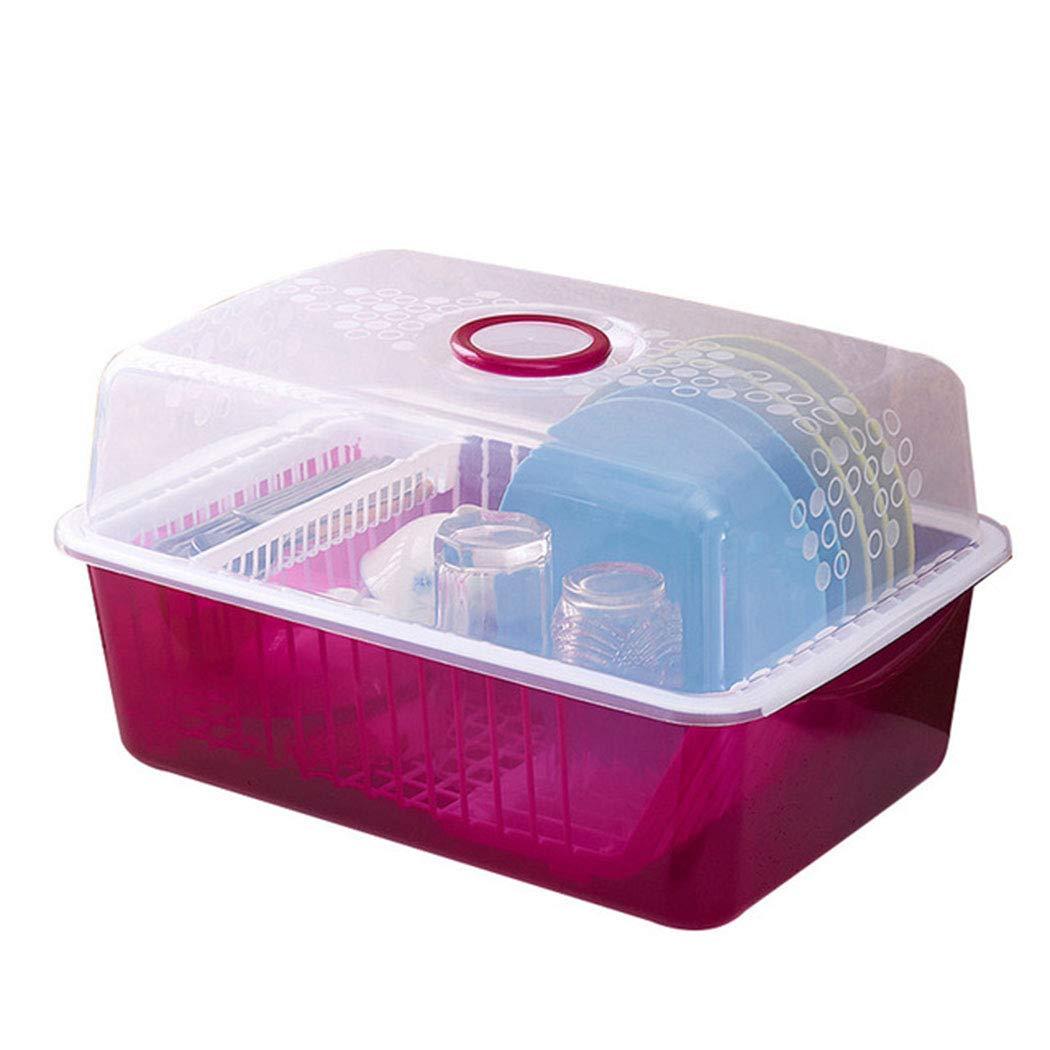 Escurreplatos de plástico para cocina, armario de ...