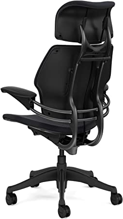 Humanscale Freedom Office Chair Headrest Lotus Material condition 8//10