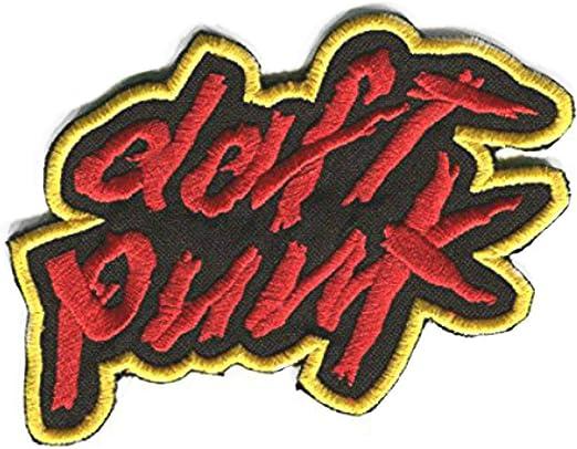 Parche bordado de Daft Punk para coser o planchar, para disfraz de ...