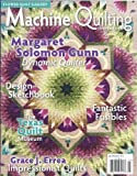 img - for Machine Quilting Unlimited (July/August 2013) book / textbook / text book