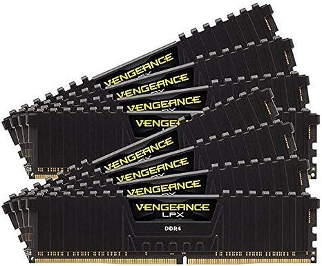 Corsair Vengeance Lpx 64gb Ddr4 2933mhz C16 Xmp 2 0 Computer Zubehör