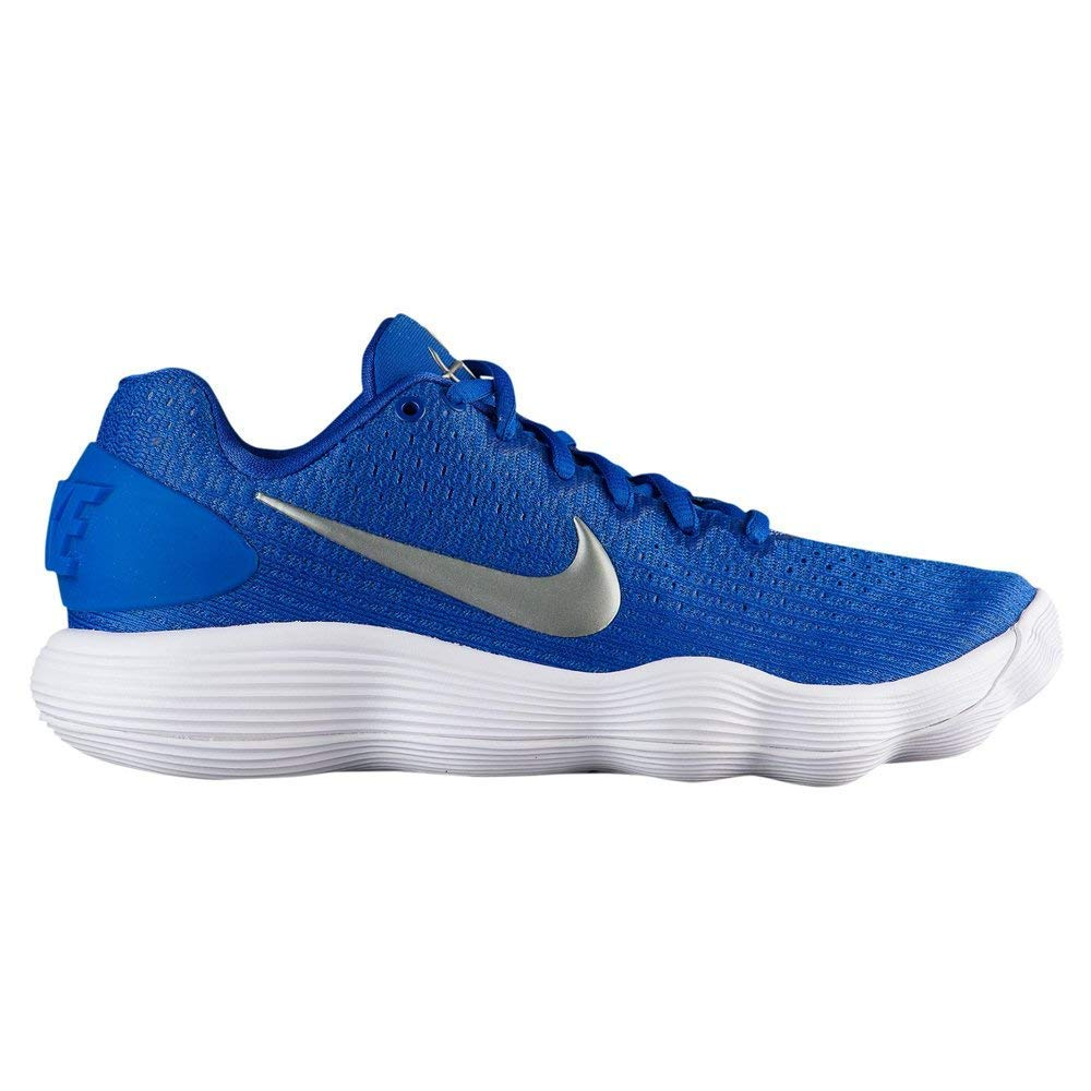 Nike  Damen Silber-Weiß Turnschuhe Blau Game Royal Metallic Silber-Weiß Damen 1b9141