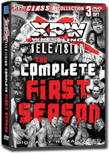 XPW Class-X Presents: XPW TV: Season 1 by FIRST LOOK HOME ENTERTAINMENT