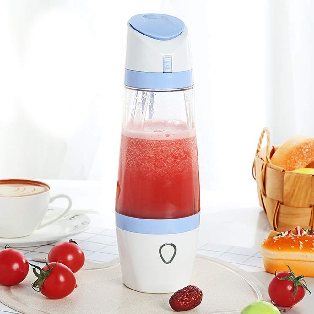 DOSNVG Licuadora para Fruta, Único Aspirador de Licor USB Juicer ...