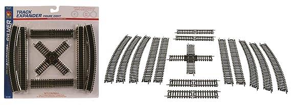 HO Scale 433-3006 Track Expander Set Code 100 Nickel Silver