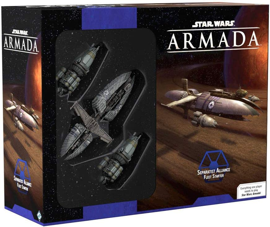Star Wars Armada: Separatist Alliance Fleet Starter