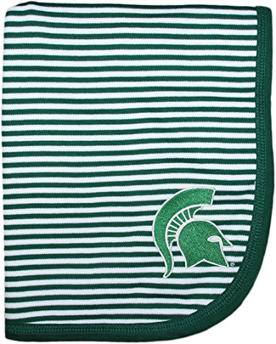 - Michigan State University Spartans NCAA Baby Blanket 33