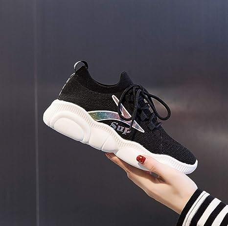 YYAMO Scarpe Bambina Scarpe Sportive in Funzione dello