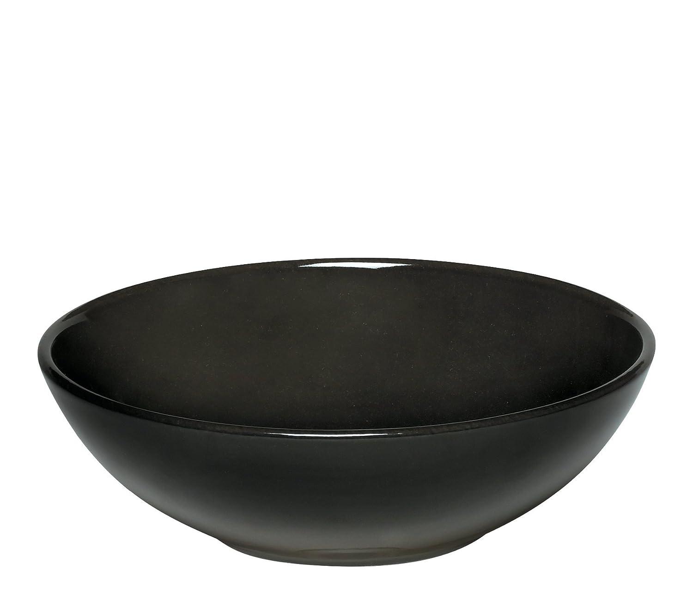 3.2 Litre Large Salad Bowl, Charcoal   B001BX6FGI