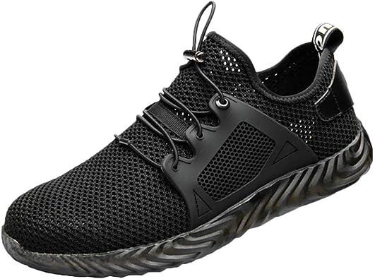 Indestructible Work Shoes for Men Women