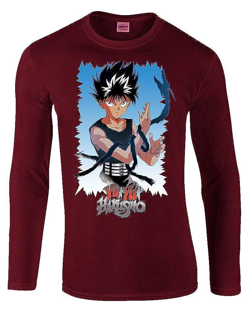 Burai Outlet Yu Yu Hakusho Anime Unisex Long Sleeve Shirt