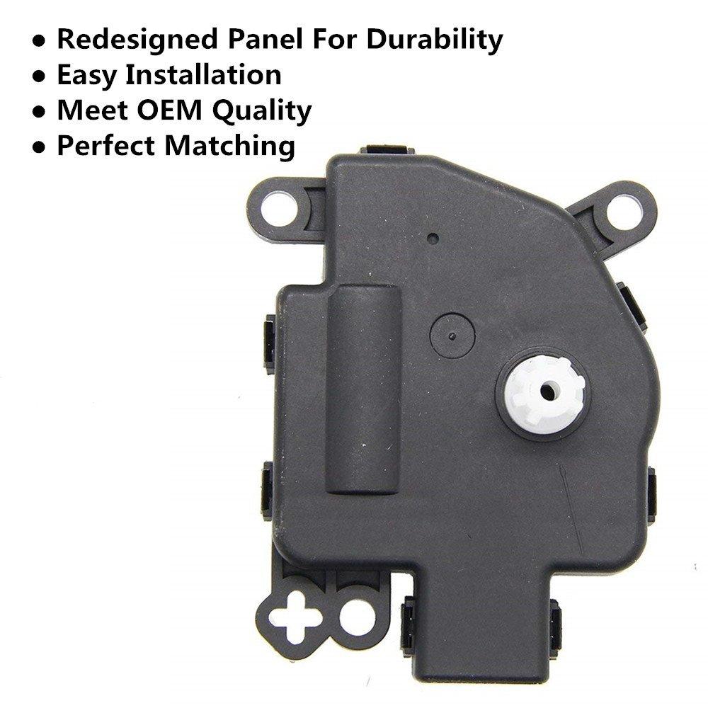 3 Months Warranty KONDUONE Air Door Actuator HVAC Heater Blend Door Actuator 604-029 for Chrysler 200 Dodge Jeep 68018109AA