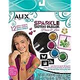 ALEX Toys - Spa Fun, Tattoo's & More Sparkle Tattoo Parlor - Peace & Love 799P
