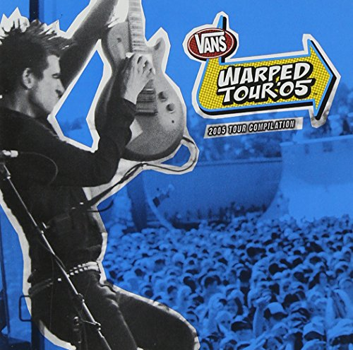 2005 Warped Tour Compilation CD product image