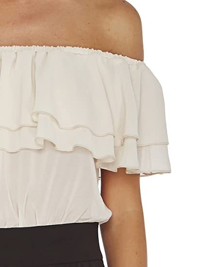 Women's 5625 Dress 02153 1i Whiteblack Spring Blumarine Summer I9DHEW2Y