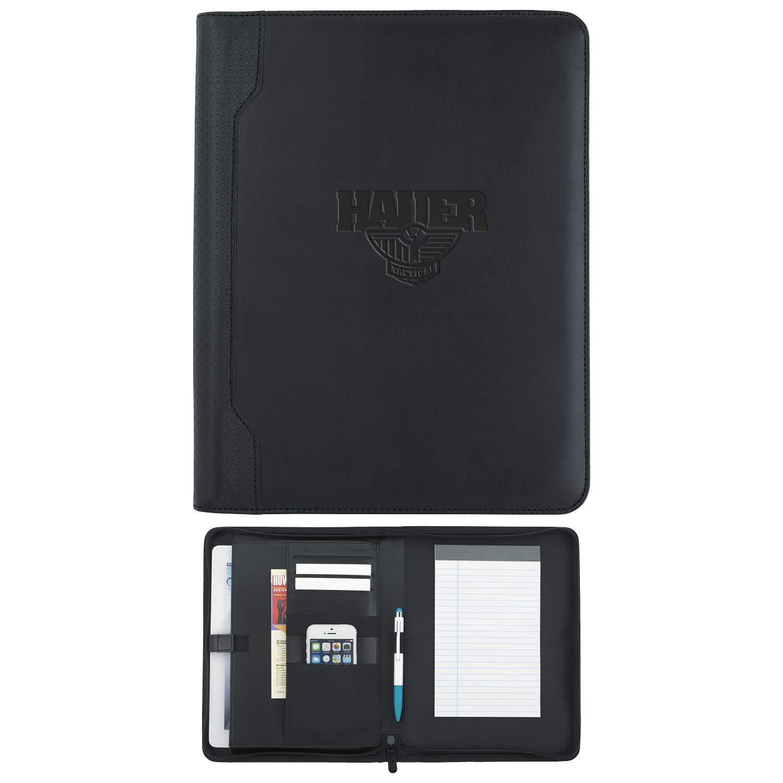 Good Value Textured e-Junior Padfolio Black 250 Pack