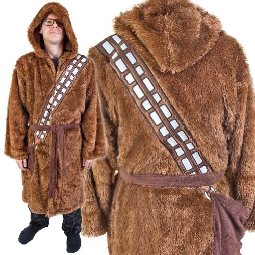 Star Wars Chewbacca Adult Bathrobe product image