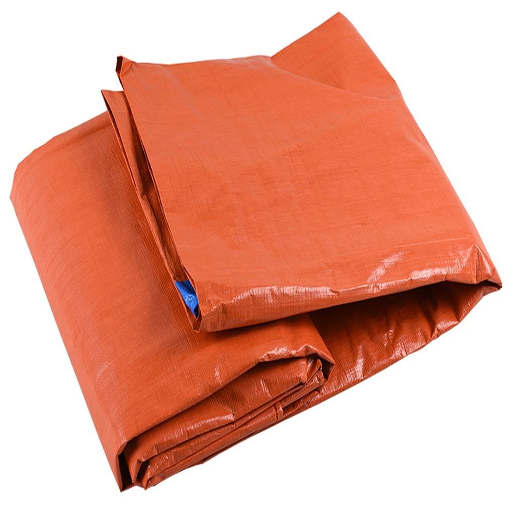 【激安】 ブルーオレンジターポリン、防水ポンチョサンスクリーンソフトタフライトと折りたたみが容易耐寒性耐寒性防水シート 8x10m、160g// M2 (サイズ さいず : 8x10m) 8x10m) 8x10m B07P7X27T5, car電倶楽部:e7be8d03 --- ciadaterra.com