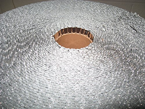 "Eight24hours 3/16"" Double Foil Bubble Insulation Reflecti..."