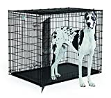 MidWest Homes Extra Large Dog Breed Heavy Duty Metal Dog Crate