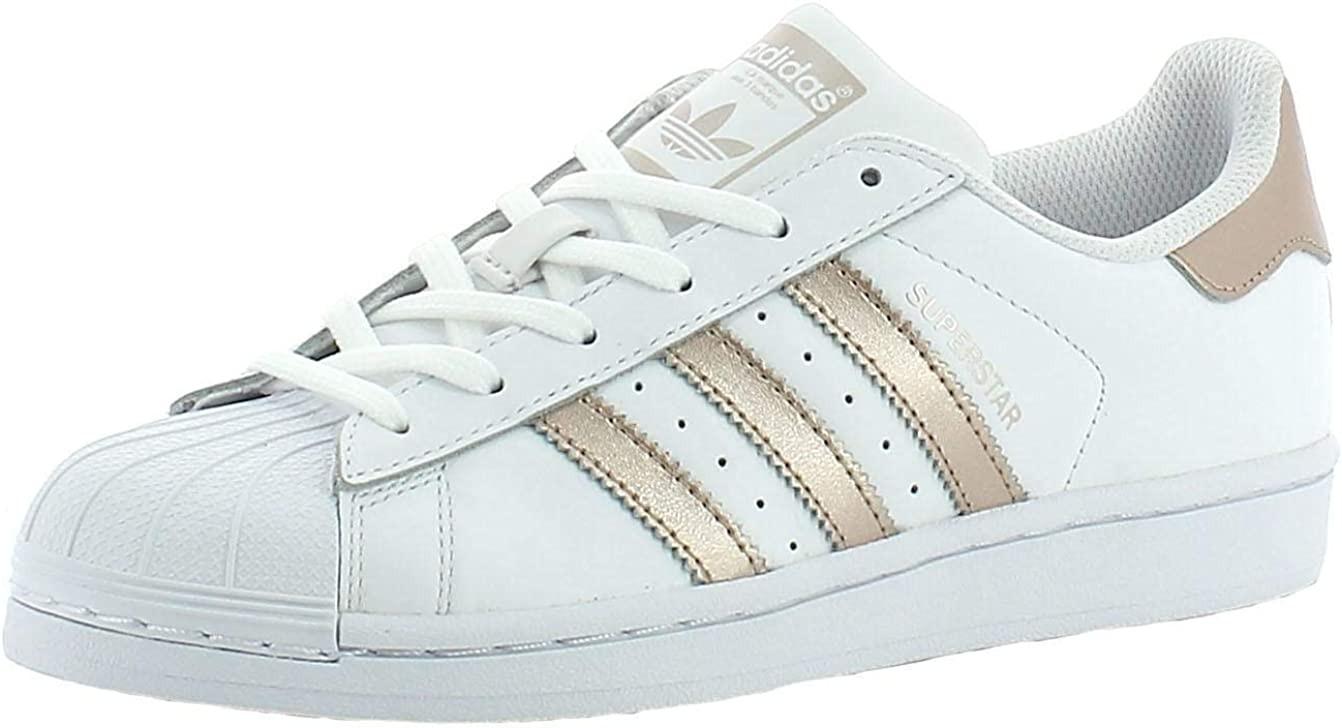 adidas Superstar W, Sneakers Basses Femme: Amazon.fr ...