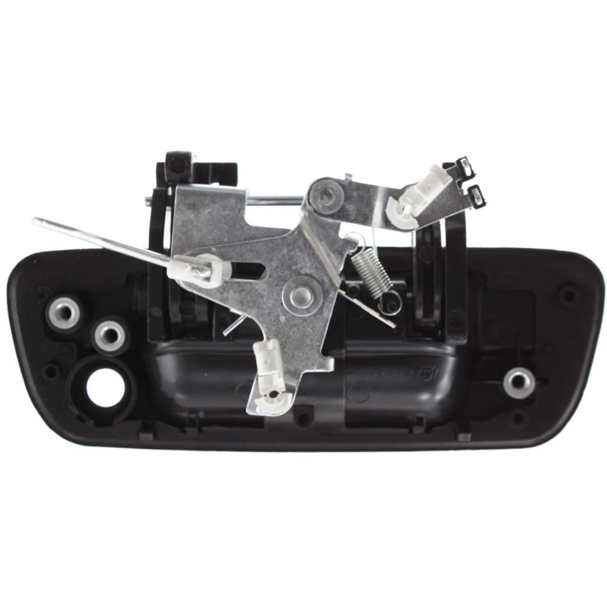 New Door Handle Driver Left Side Rear Outer Exterior Outside Black Chevy Yukon Diften 120-A5472-X01