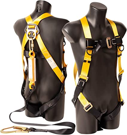 NS 6/' Fall Protection Anchor Strap Each