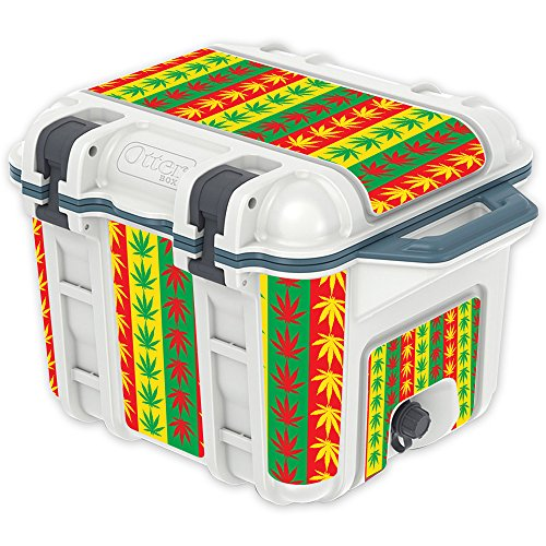 MightySkins (Cooler Not Included) Skin Compatible with OtterBox Venture 25 qt Cooler - Mary Jane | Protective, Durable, and Unique Vinyl Decal wrap Cover | Easy to Apply | Made in The USA ()