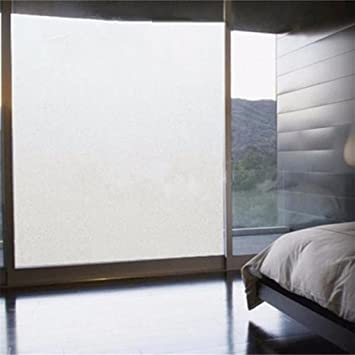 QHGstore PVC Fensterfolie 45cmx100cm getönte Fenster ...