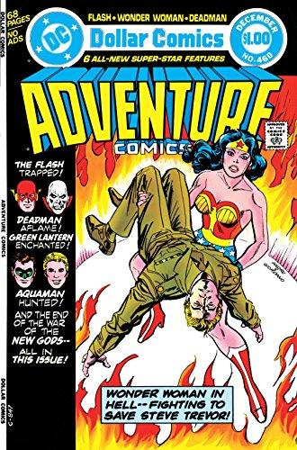Adventure Comics (1935-1983) #460