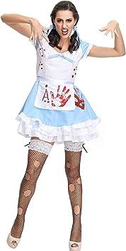 Las putas de horror de las mujeres de Halloween juegan el disfraz ...