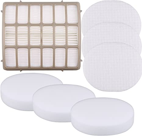 2 Pack Foam Filters for Shark NV80 NV70 Navigator Vacuum XFF80