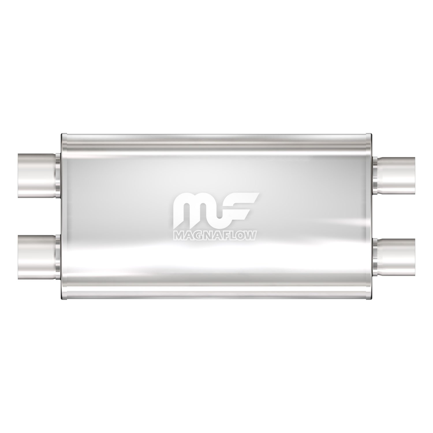 MagnaFlow 12599 Exhaust Muffler by MagnaFlow Exhaust Products