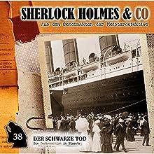 Der schwarze Tod (Sherlock Holmes & Co 38) Hörspiel von Markus Duschek Gesprochen von: Martin Keßler, Norbert Langer, Bodo Wolf, Daniel Zillmann, Andreas Borcherding, Lutz Riedel