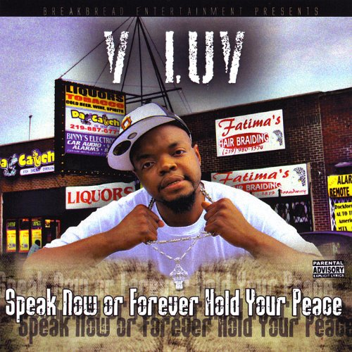 Speak Now or Forever Hold Your Peace Lp - Forever Yours Bread