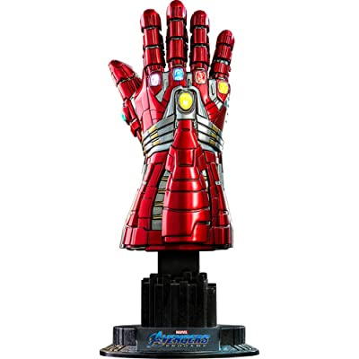 Hot Toys Avengers Endgame Nano Gauntlet Hulk Version Quarter Scale Replica: Toys & Games