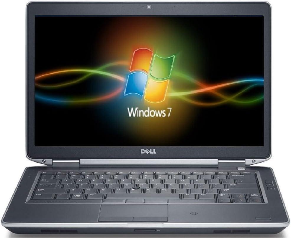 Dell Latitude E6430 Laptop i5 2.6GHz (3320M) 4GB RAM 250GB HDD Webcam DVDRW WIN 7 Pro 64-BIT