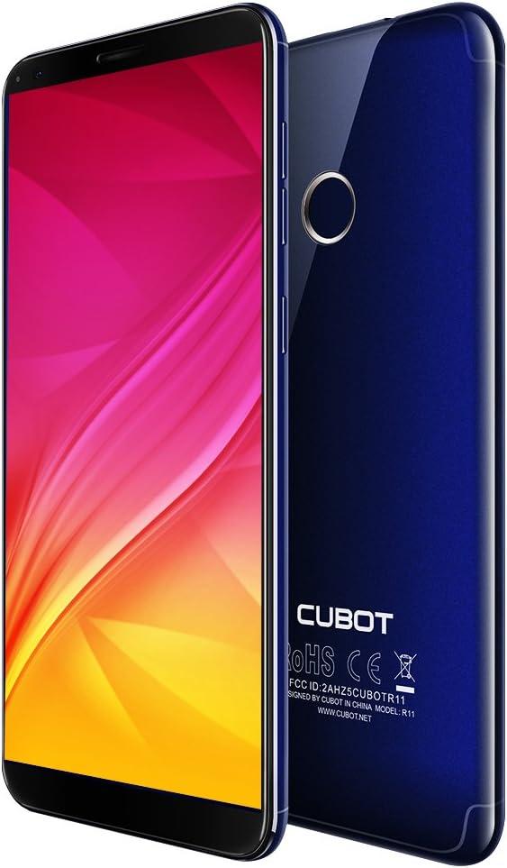 Moviles Libre CUBOT R11 Smartphone Libre de 5.5